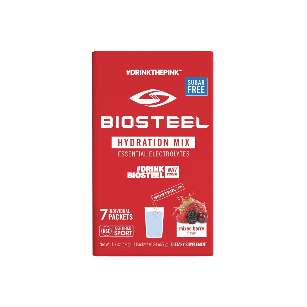 HYDRATION MIX / MIXED BERRY - 7 SERVINGS