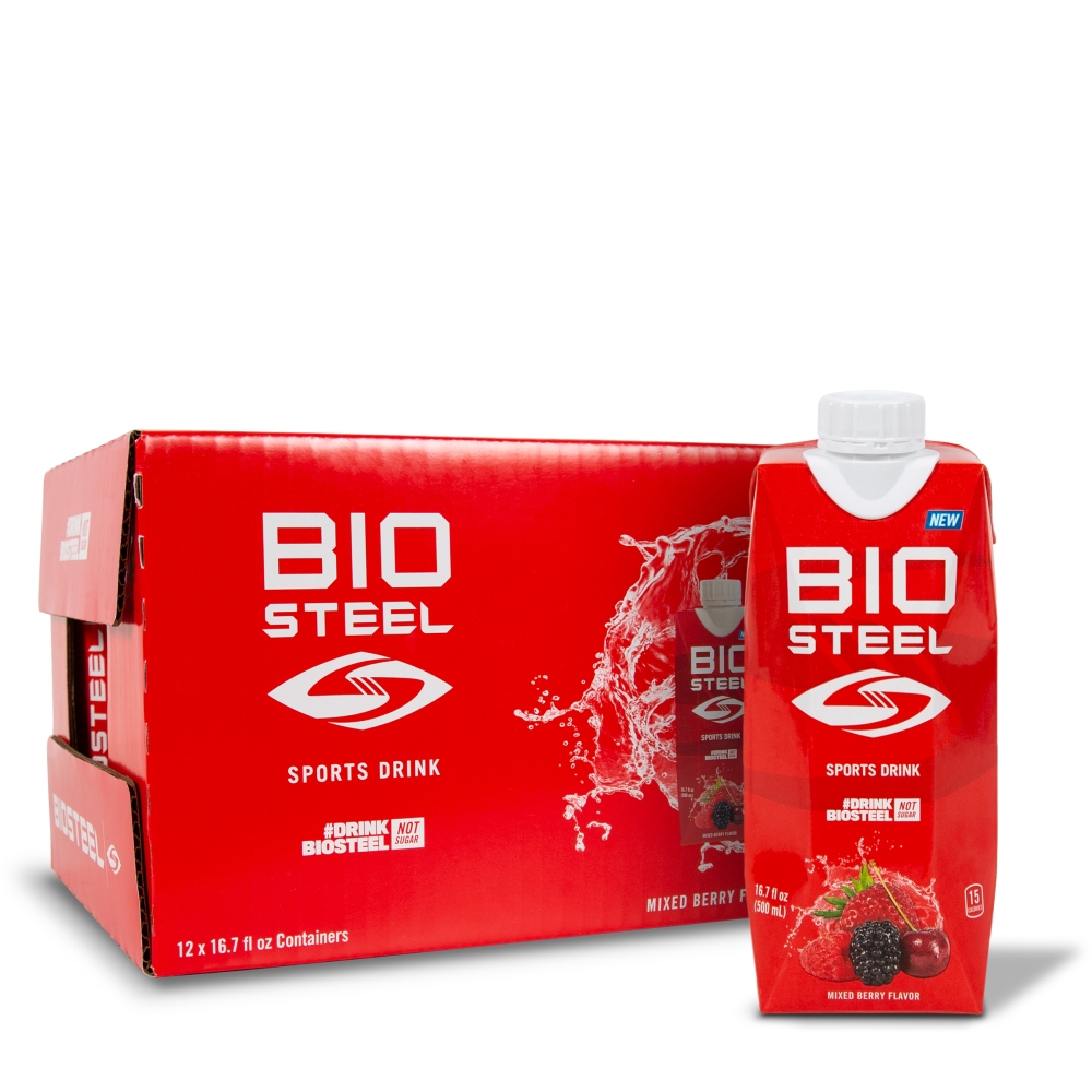 SPORTS DRINK / MIXED BERRY - 12 PACK